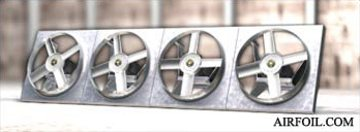 Hot-Dip Galvanized Direct Drive Panel Fans